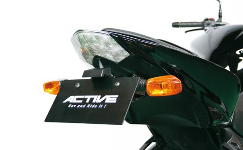【送料無料】 アクティブ LEDフェンダーレスキット Z1000/Z750 (1157055)