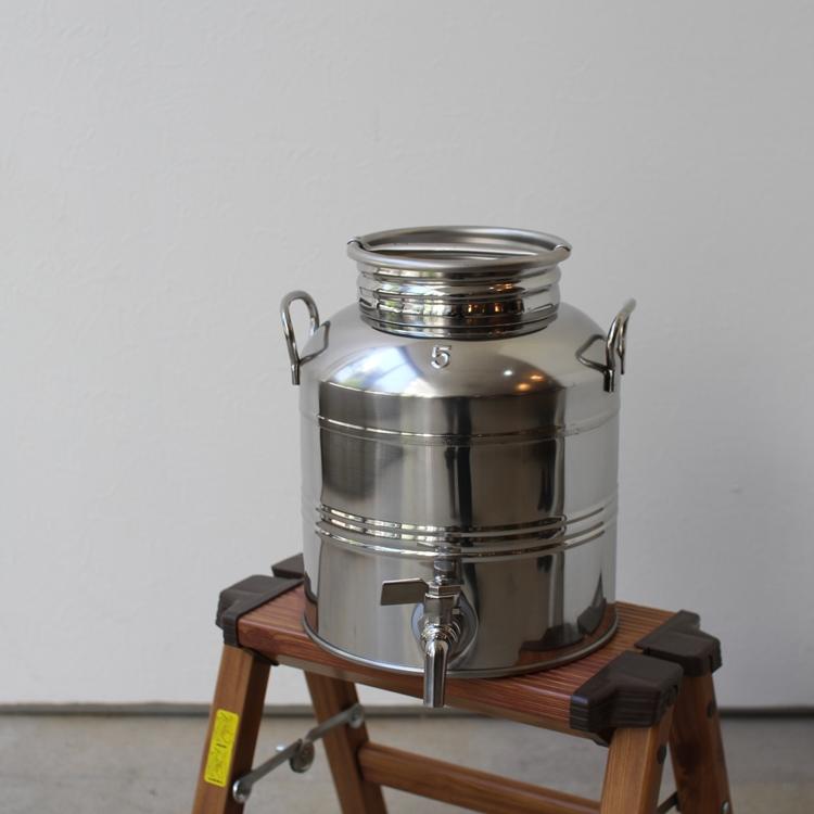 marchisio marchisio Oil マルキジオ Drum 5L マルキジオ ディスペンサー オイルドラム 322605 ステンレス製 ディスペンサー ドリンクディスペンサー, 大朝町:a15e0ed6 --- officewill.xsrv.jp