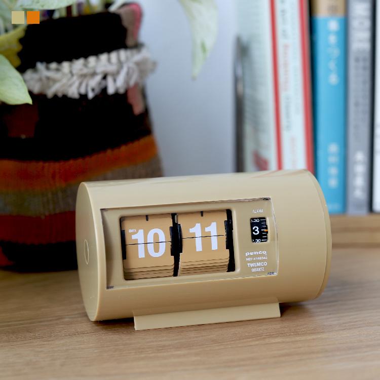 ペンコ デスククロック PENCO Desk Clock TWENCO トゥエンコ BE OR JF064 HIGHTIDE ハイタイド