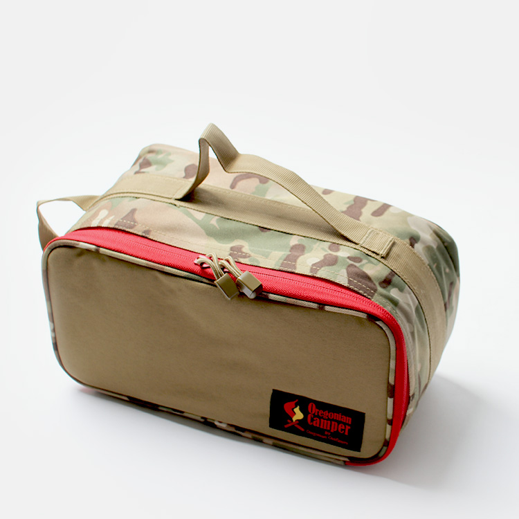 Oregonian Camper セミハード ギアバッグ M SEMI HARD GEAR BAG コヨーテ
