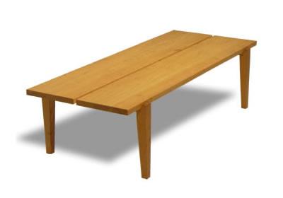 アメリカンブラックチェリー無垢のローテーブル (st07) [LivingTeble140] センターテーブル リビングテーブル シンプル ミッドセンチュリー 机 天然木 送料無料 オーダー家具対応 北欧テイスト