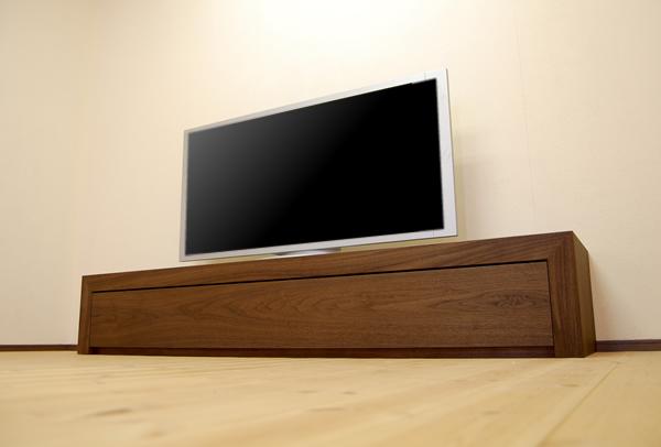 テレビ台 [ICHI] 194cm ウォールナット