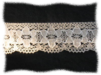 ★ product transition before special sale ★ hemp torchon lace, torchon craft race.""