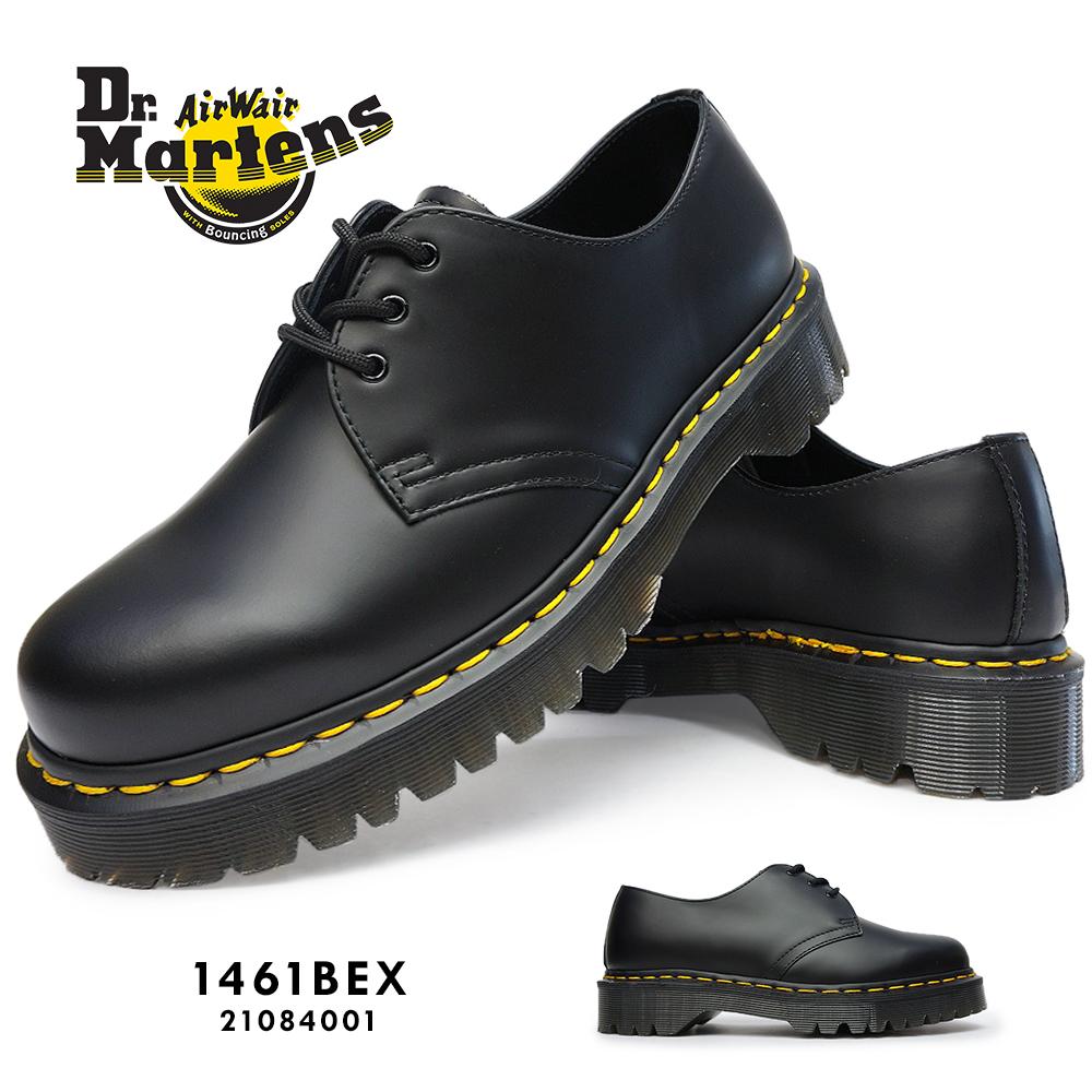 ドクターマーチン 1461BEX 21084001 3ホールシューズ 厚底 Dr.Martens 1461 BEX 21084001