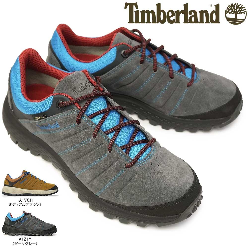 ティンバーランド 靴 防水 パーカー リッジ GTX ロー ハイカー アウトドアシューズ トレッキング メンズ ゴアテックス Timberland PARKER RIDGE GTX LOW HIKER GORE-TEX