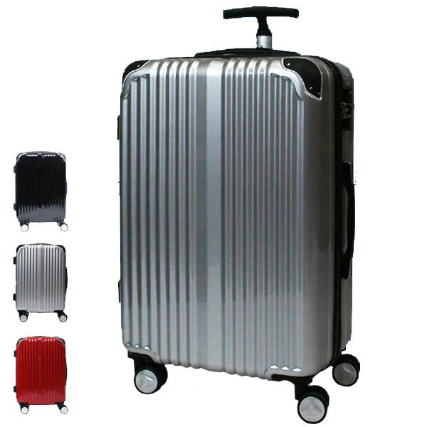 6cb940093a 【送料無料】スーツケースTSAロック搭載コーナーパッド付超軽量頑丈ABS · スーツケースプロテクト付マルチキャスター80LTSAロック付大型Lサイズ7 ~12泊