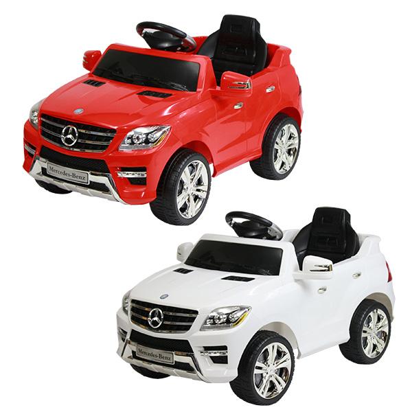電動乗用カー 電動乗用ラジコンカー メルセデスベンツ 公式 ML350 SUVモデル 子供用 プロポ操作可能 クリスマス プレゼント 子供 7996A