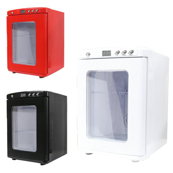 保冷温庫 ディスプレイ 冷蔵庫 ポータブル 小型 一人暮らし 1ドア 車内 AC100V DC12V 両対応 車載可 XHC-25(1)