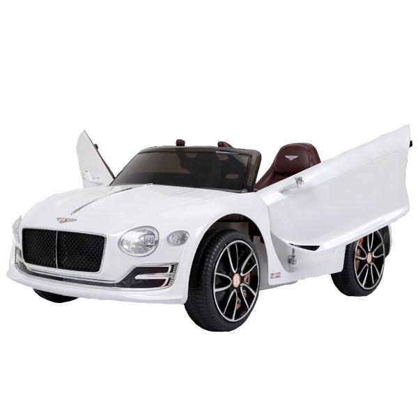 電動乗用カー ベントレー EXP12 BENTLEY正規ライセンス 電動乗用玩具 スーパーカー 子供用 おしゃれ クリスマス プレゼント 子供 乗用カーJE1166