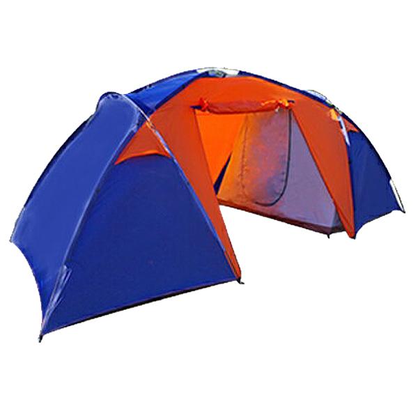 キャンプテント ドーム型 2世帯型 4人用 リビング ドーム型&キャノピー付 2世帯型 ファミリー向け アウトドアに最適 ソロキャンプにも テント4003 テント4003, くろしばりんご農園:8875dd12 --- officewill.xsrv.jp
