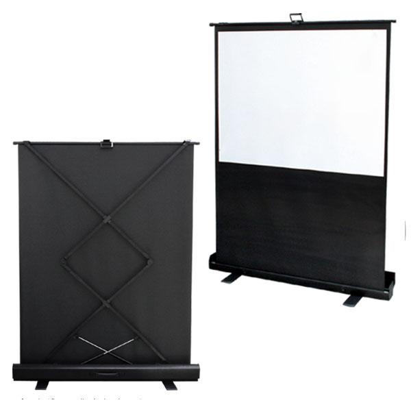 プロジェクタースクリーン 60インチ プロジェクター 60インチ 一体型 ケース スクリーン 一体型 スクリーン フロアスクリーン SGS4601【事業者様or営業所止め専用商品】, OwP-Shop:1c35d3d7 --- officewill.xsrv.jp
