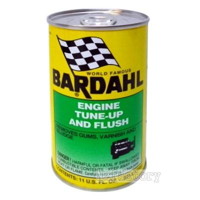 エンジン内を隅々まできれいにする(沖縄県発送不可) バーダル エンジン チューンナップアンドフラッシュ ーBARDAHL ETFー