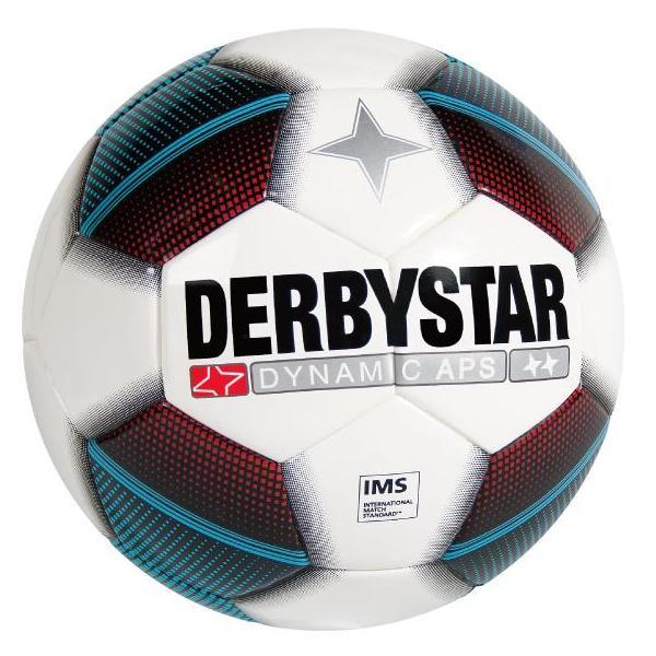 サッカー ダービースター サッカーボール DERBYSTAR 5号球 Dynamic APS ダイナミック APS Nr.1002-05【送料無料】IMS国際規格 育成/中学生/高校/一般