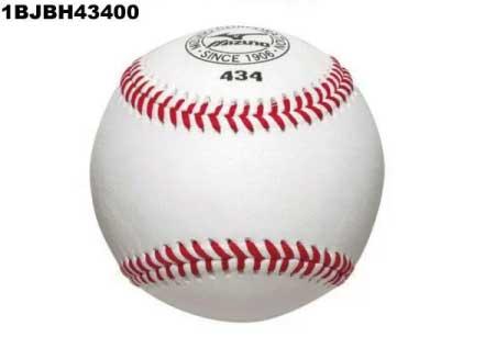 野球:MIZUNO ミズノ 硬式用ボール ミズノ434高校練習球 1BJBH43400  5ダースセット【送料無料】【コロナ禍に負けるな! 】