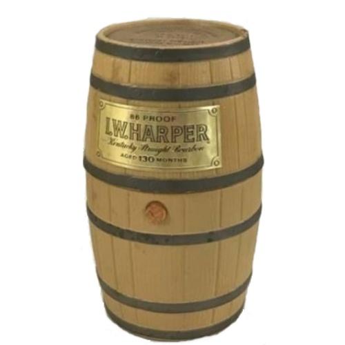 【全国送料無料】IWハーパー 樽型ボトル 750ml(オールドボトル)【RPC】【あす楽_土曜営業】【あす楽_日曜営業】【YOUNG zone】