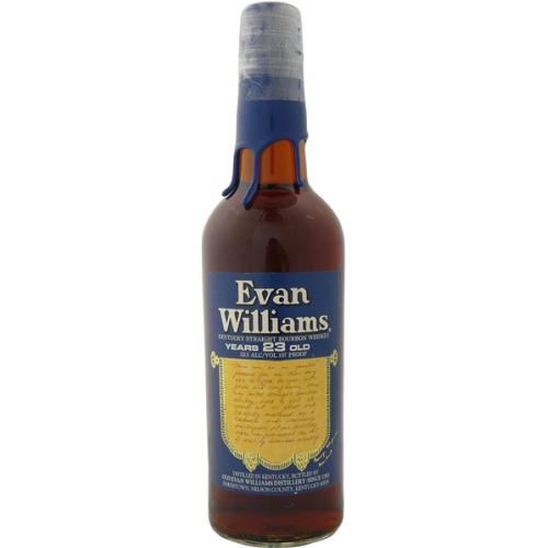 【全国送料無料】エヴァンウィリアムス 23年 750ml スリムボトル(オールドボトル)【RPC】【YOUNG zone】