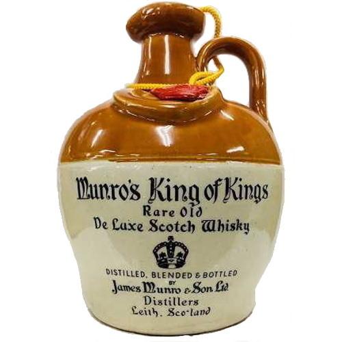 【全国送料無料】マンロー キング・オブ・キング デラックス 43度 750ml (オールドボトル)