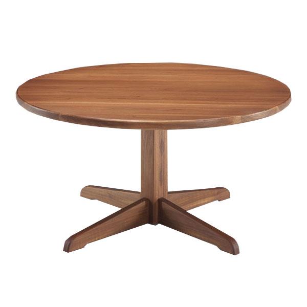 【開梱設置無料】【送料無料】 丸テーブル ダイニングテーブル 木製 無垢 円卓 テーブル 円形 丸型 天然木 ダイニング 食卓テーブル  日本製 国産 オーダー F☆☆☆☆