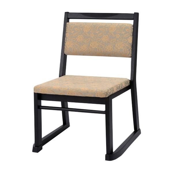 【送料無料】楽座02 椅子  座椅子 チェア チェアー イス いす スツール リビングチェア ダイニングチェア 寺 本堂 スタッキング タタミ 店 業務用 和 仏間 法事 寺椅子