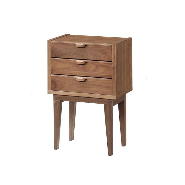【送料無料】50 コンソールテーブル ウォールナット 木製 完成品 リビング収納 日本製 国産 自然塗装 低ホルマリン