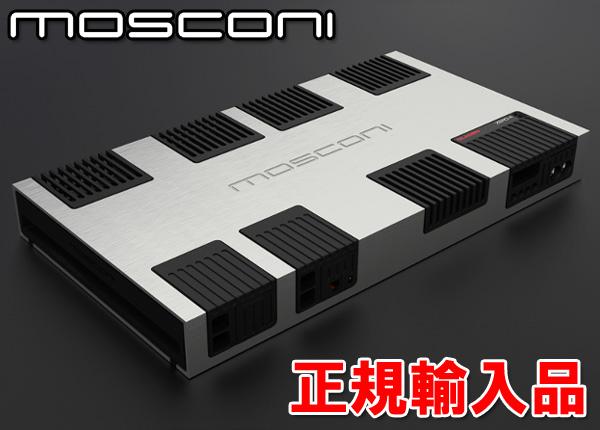 正規輸入品モスコニ MOSCONI GLADEN ZERO 4 4ch パワーアンプ 定格出力 100W x2 + 200W x2 (4Ω負荷時)