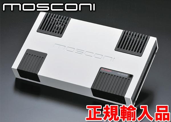 正規輸入品モスコニ MOSCONI GLADEN AS 200.2 2ch パワーアンプ 定格出力 200W x2(4Ω負荷時)