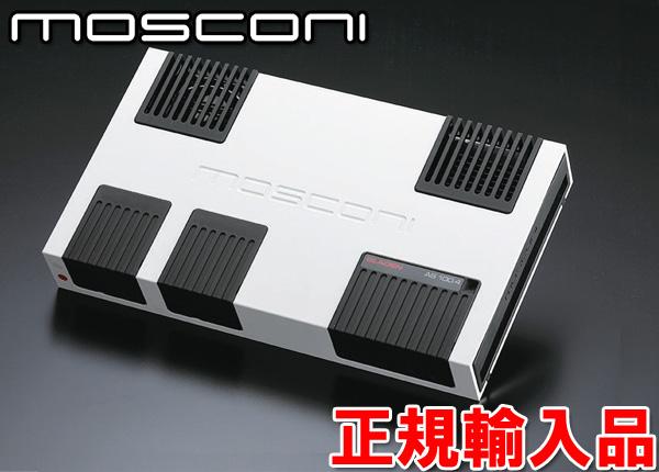 正規輸入品モスコニ MOSCONI GLADEN AS 100.4 4ch パワーアンプ 定格出力 100W x4(4Ω負荷時)