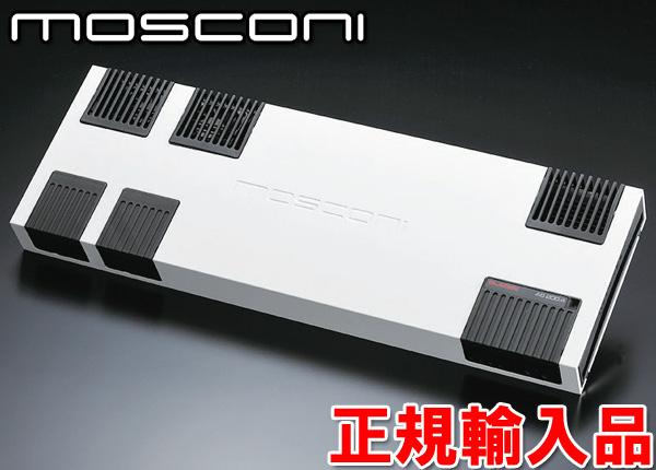 正規輸入品モスコニ MOSCONI GLADEN AS 200.4 4ch パワーアンプ 定格出力 200W x4(4Ω負荷時)