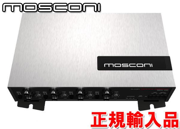 正規輸入品モスコニ MOSCONI 8to12 AEROSPACE DSP デジタルシグナルプロセッサー