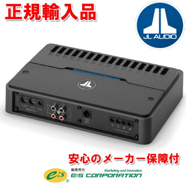正規輸入品 JL AUDIO RD500/1 1ch モノラル パワーアンプ
