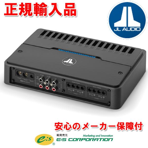 正規輸入品 新着セール JL ストアー AUDIO RD400 4 パワーアンプ 4ch
