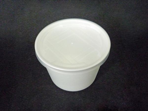 CFカップ 95-270 白 嵌合蓋付 1ケース(2,000入)
