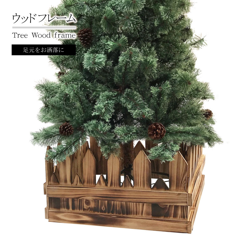 クリスマスツリー 北欧ツリーに欠かせない松かさ 10個入り オーナメント 松ぼ・ュり