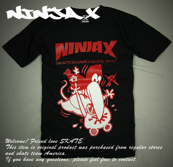 NINJAX/ニンジャエックス/no-life/ノーライフ