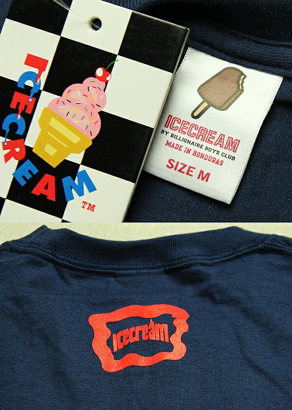ICECREAM SKATE 스케이드보드 T셔츠 아이스크림 RUNNING DOG T-shirt Pharrell Williams 파렐・윌리암스 스케이드보드 SKATE SK8 스케이트보드 PUNK 펑크 HIPHOP 힙합 SURF 서프 스노우보드 스노보드 Snowboard NINJA X