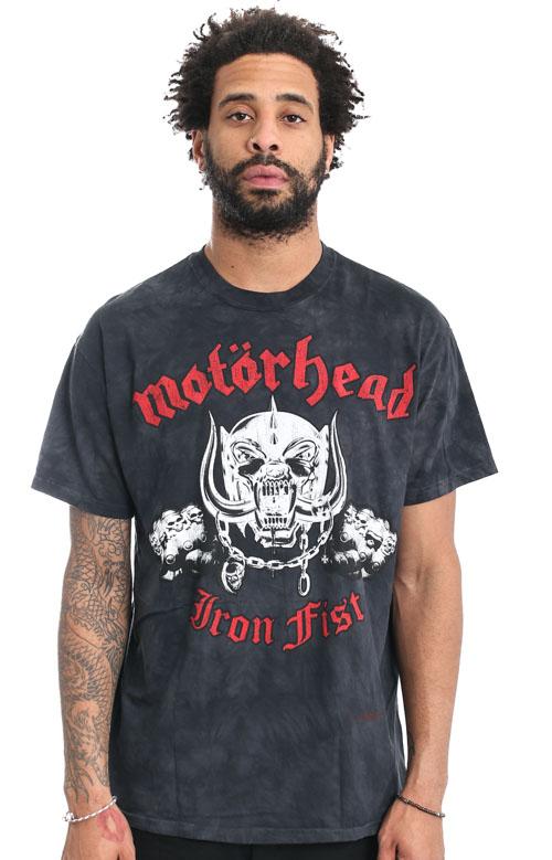 """New Motorhead /""""Iron Fist/"""" T-Shirt"""