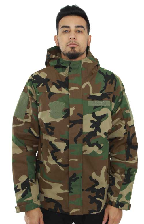 8ac6a424ccdbd ... FUCT SSDD field parka military jacket fact HOODED MILITARY PARKA DESERT  CAMO/ camouflage skateboard SKATE ...