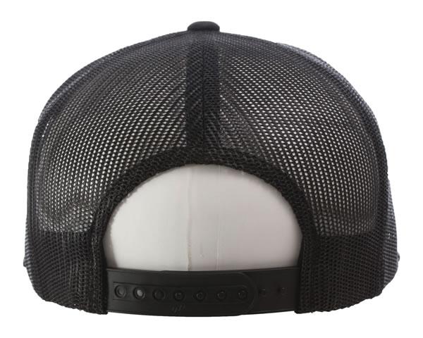 abbb5608a6f ... Skeleton Key MFG mesh cap hat skeleton key Middle Finger Mesh Trucker  Hat Black skateboard SKATE ...