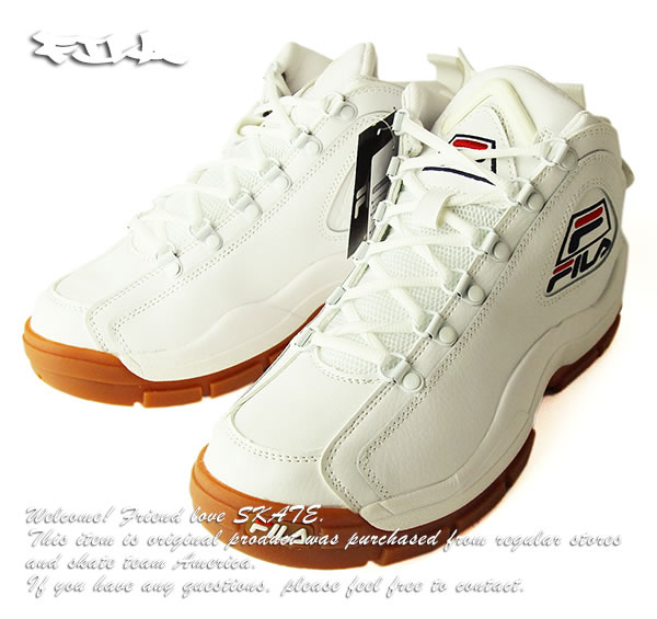 bd6b81e2309a FILA reproduction sneakers higher frequency elimination basketball shoes  basketball shoes Fila 96 GL Grant Hill signature ...