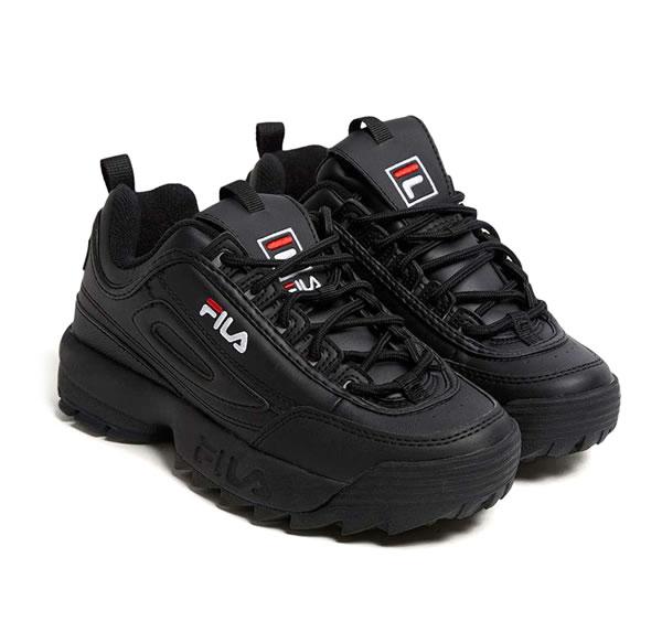 fila men black buy clothes shoes online