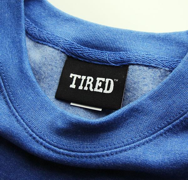 TIRED/タイレッド