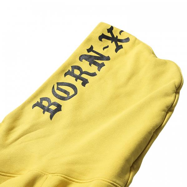 BornXRaised/ボーンアンドレイズド