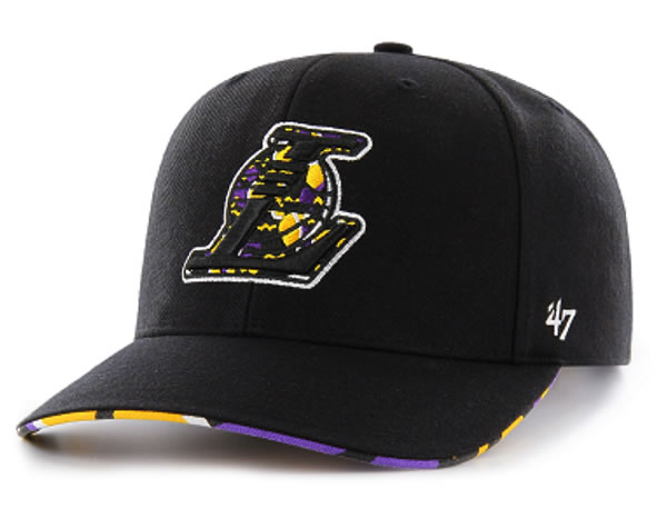 010741c0ee833  47 Brand (forty seven) cap hat MVP DP NBA Global Artist Project(Los  Angeles Lakers x Kashink)Black skateboard SKATE SK8 skateboarding HARD CORE  PUNK ...