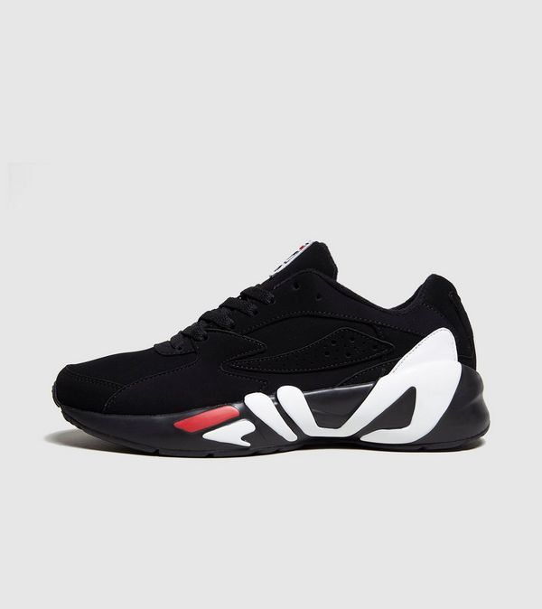 Fila (Fila) スニーカーダッドシューズ MINDBLOWER (mind blower) Black sports skateboard  SKATE SK8 skateboarding PUNK flat HIPHOP hip-hop SURF サーフスノボースノーボード ...