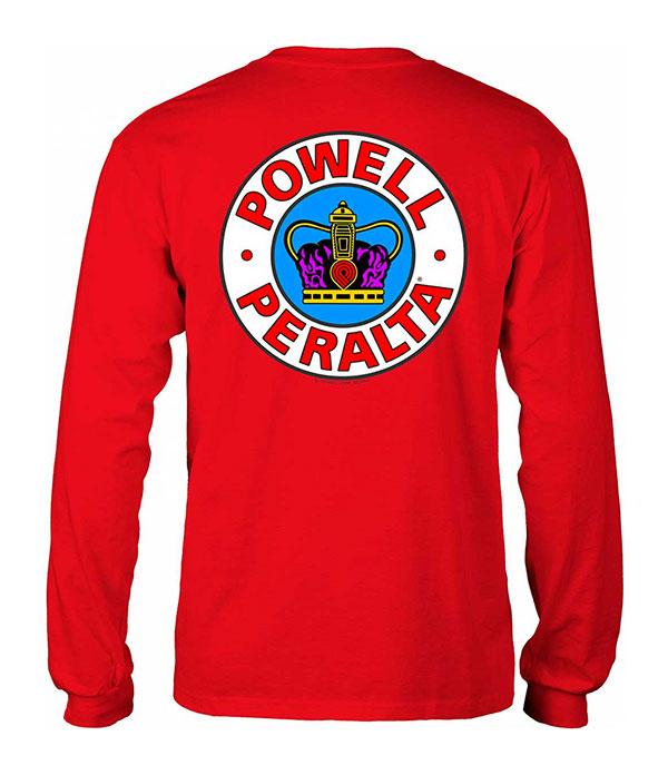Powell Supreme Long Sleeve T-Shirt