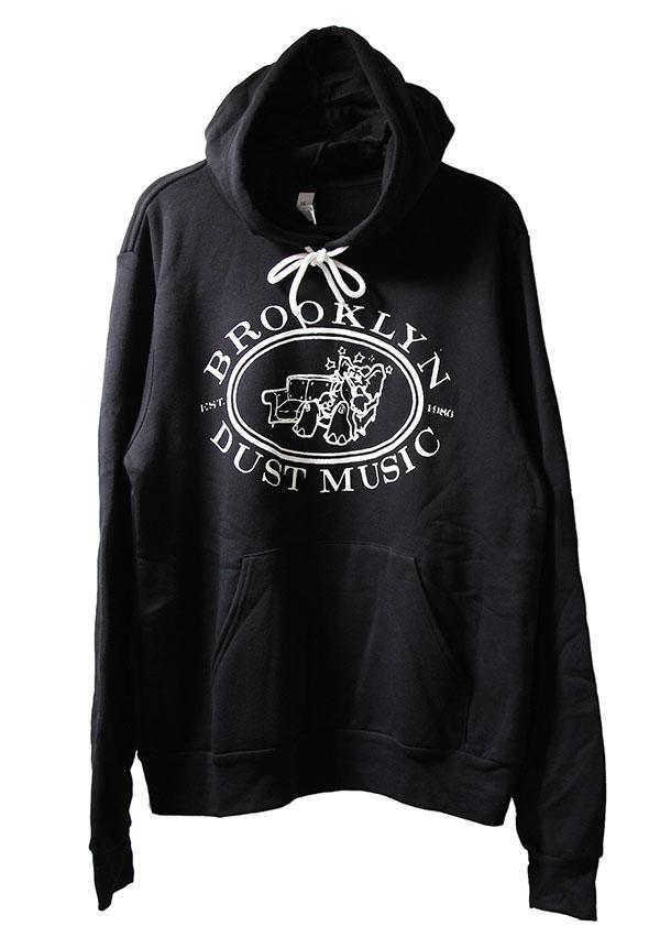 Beastie Boys (ビースティボーイズ) オフィシャル パーカー プルオーバー Dust Music Elephant Hoodie Black HIPHOP ヒップホップ スケボー SKATE SK8 スケートボード HARD CORE PUNK ハードコア パンク SURF サーフ レゲエ reggae スノボー スノーボード Snowboard NINJA X