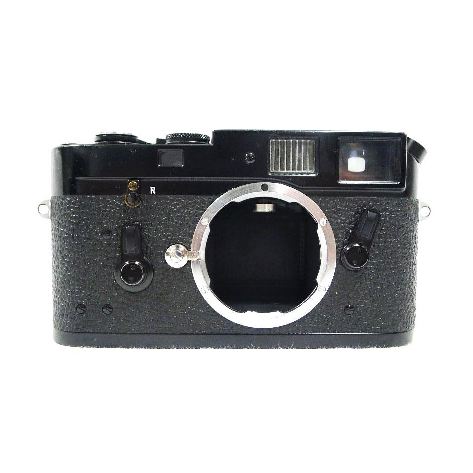 【Leica】ライカ M4 ブラックペイント ユニセックス フィルムカメラ【中古】Aランク