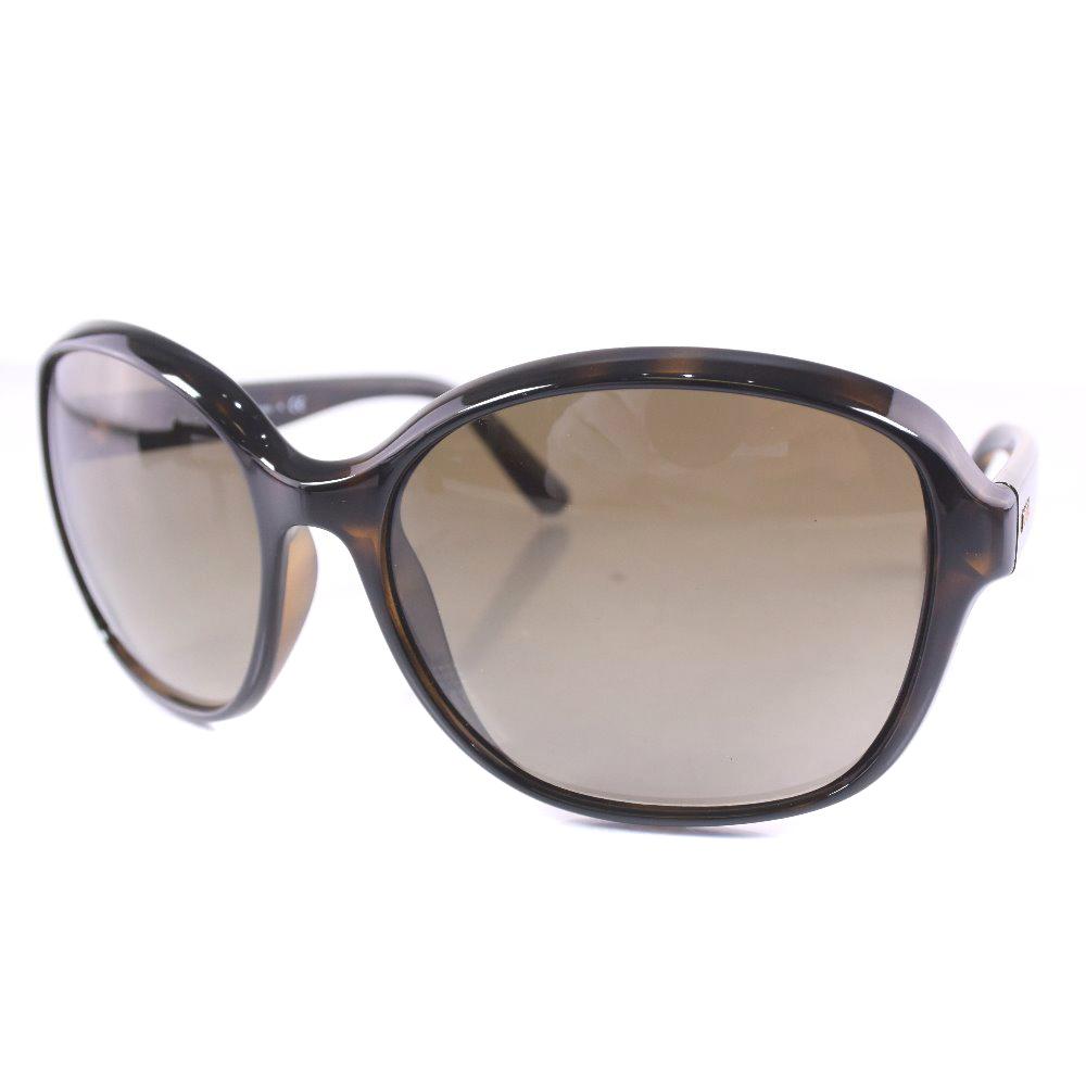 miglior servizio 938c0 a9415 Prada OCCHIALI DA SOLE SPR18Q leather black Lady's sunglasses A+ rank