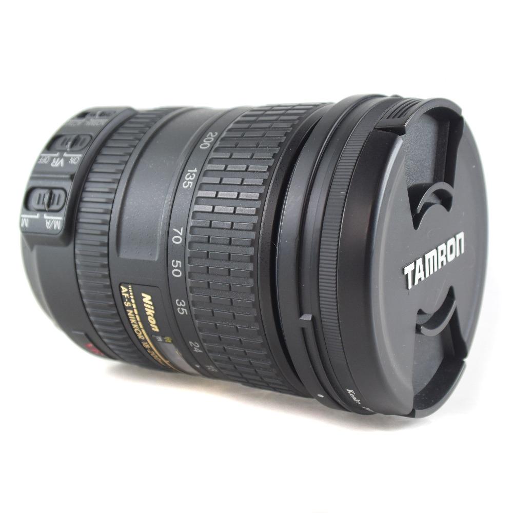 【Nikon】ニコン AF-S NIKKOR 18-200mm 1:3.5-5.6G ED 交換レンズ【中古】Aランク