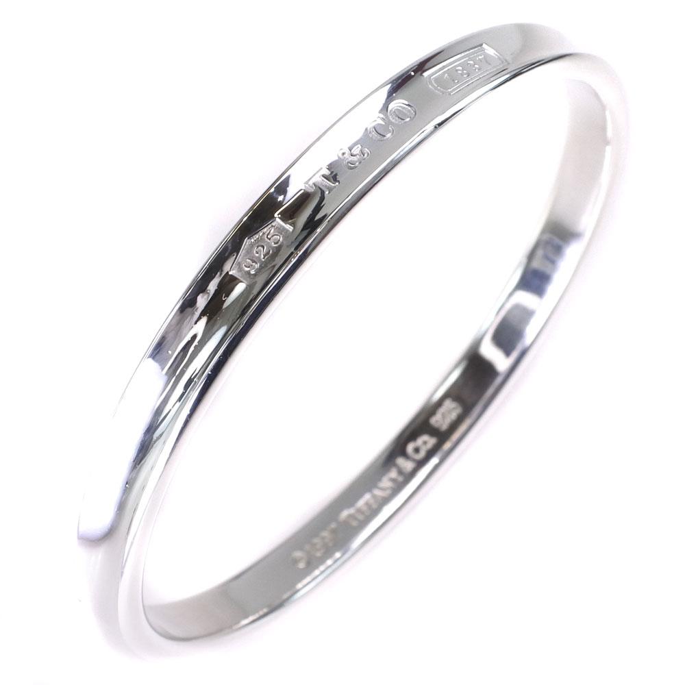 d5367e877 pawn shop nishikino: Tiffany bangle silver 925 Lady's bracelet A ...